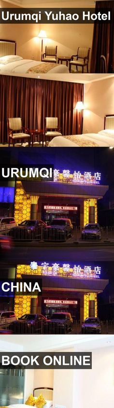 Urumqi Yuhao Hotel in Urumqi, China. For more information, photos, reviews and best prices please follow the link. #China #Urumqi #travel #vacation #hotel