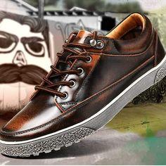 7 fantastiche immagini su scarpe casual uomo | Scarpe casual