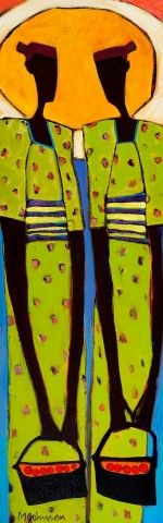 Mandy Johnson - Morris & Whiteside Galleries
