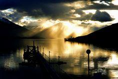Lake Te Anau - Nouvelle Zélande