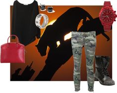"""Wild Thing"" by c-fannin on Polyvore"