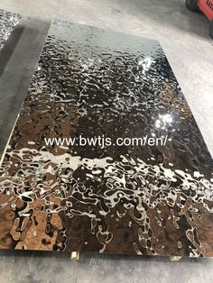 Water ripple mirror steel sheets-Shanghai Yikai Metal Products Co., Ltd Water ripple mirror steel sheets-Shanghai Yikai Metal Products Co. Metal Facade, Metal Cladding, Metal Panels, Stainless Steel Panels, Stainless Steel Sheet, Ceiling Design, Wall Design, Water Ripples, Metal Ceiling