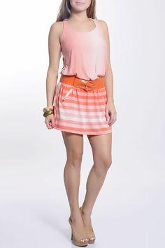 Vestido ombré! Verão 2013 Club Soda!
