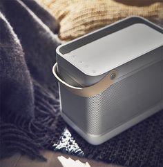 The Beolit 17 Wireless Speaker Combines Big Sound