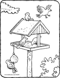 Next stop: Pinterest Dog Coloring Page, Colouring Pages, Coloring Books, Animal Coloring Pages, Fairy Crafts, Bird Embroidery, Arctic Animals, Winter Art, Spring Crafts