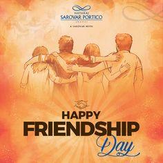 To the beautiful bond of friendship! Nataraj Sarovar Portico Jhansi wishes everyone a Happy International Friendship Day. International Friendship Day, Happy Friendship Day, Wish, Bond, Actors, Movie Posters, Beautiful, Happy Friends Day, Film Poster