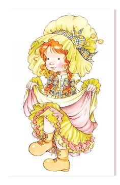 sarah kay Sarah Kay, Mary May, Cute Sketches, Heart Illustration, Dear Mom, Vintage Drawing, Holly Hobbie, Heart For Kids, Cute Dolls