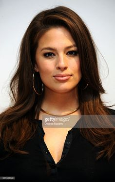 Model Ashley Graham attends NYDJ 2016 Fit To Be Campaign Launch at Lord & Taylor on January 28, 2016 in New York City.