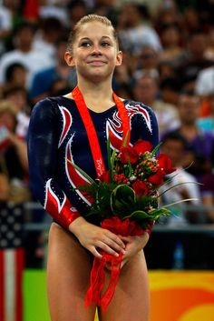 love her...i hope she can make it to the Olympics again!