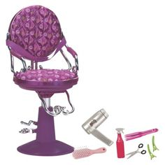 Our Generation Salon Chair  is taylor's anything like this ?