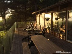 Chesterman House is an ocean-front Tofino vacation rental home on stunning Chesterman's Beach, Vancouver Island. This Tofino accommodation is set in old growth… Vancouver Island, Beach House, Ocean, Vacation, Travel, Home, Beach Homes, Vacations, Viajes