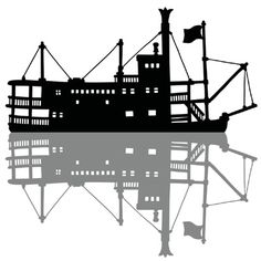 Utility Pole, Google, Ships, Navy, Image, Black Silhouette, Silhouettes, Hale Navy
