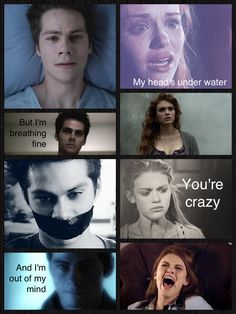 Teen Wolf- Stiles and Lydia, STYDIA ALL THE WAY!!!!!!