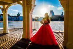 A real life princess @waltdisneyworld #boardwalk by danielruyter