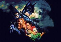 - Batman Black Art  by Super Hero