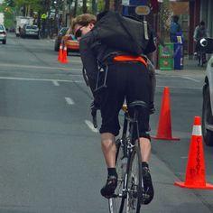 Bike Courier nos EUA e Europa usam Bikes Fixas - ColorBikes