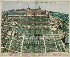 Villa d'Este, Tivoli - 1560-1675
