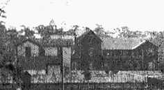 This is a very early (1890ish) picture of Interlachen which includes the Holford house (our home) and the Lakeview House Hotel.