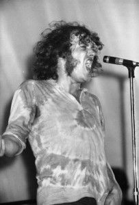 Joe Cocker, Woodstock 1969-- One of the best performances in music history was this man. When you watch the footage of him, you don't realize you have stopped breathing until seconds after he stops singing.... Catch it if ya can! RIP Joe❤️.