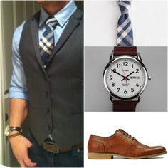 Watch + Shoes!