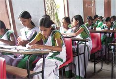 Girl Students Outnumber Boys Appearing in HSLC and AHM Exams in 2017