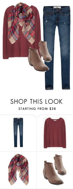 """Classic Prep"" by ashleyy2001 on Polyvore featuring Abercrombie & Fitch, MANGO, Humble Chic, women's clothing, women's fashion, women, female, woman, misses and juniors"