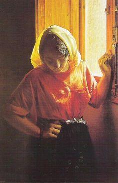 الرسامة الاسبانية Isabel Guerra...مواليد 1947.................26