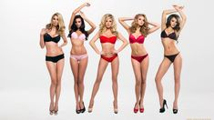 Beautiful Models Desktop Wallpaper