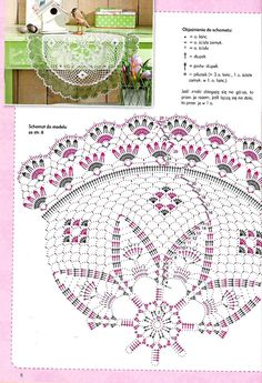 "Photo from album ""Anna Robotki on Yandex. Crochet Angel Pattern, Free Crochet Doily Patterns, Crochet Doily Diagram, Crochet Circles, Crochet Round, Crochet Chart, Crochet Home, Thread Crochet, Irish Crochet"