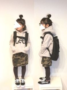 Cute Fashion, Diy Fashion, Kids Outfits, Cute Outfits, Stylish Baby, Kid Styles, Toddler Fashion, Kids Wear, Cool Girl