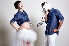 こんにちは! 7月のハワイでセルフマタニティフォトを撮ってから約3か月後。 妊娠も後期に入ったタイミ