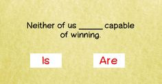 Prove you're a grammar master and pass this test!