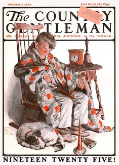 William Meade Prince Country Gentleman 1925-01-03
