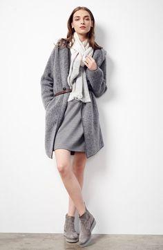 Fabiana Filippi Coat & Dress available at #Nordstrom