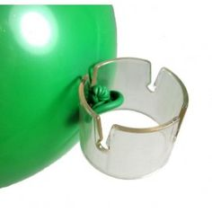 Balloon Rings make it easy to create a Balloon Arch or Column. On sale for the month of October.
