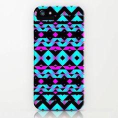 Purple & blue & black iphone cases