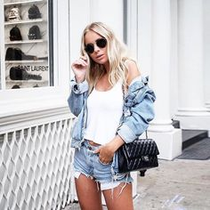 """17.1k Likes, 160 Comments - Victoria Törnegren (@victoriatornegren) on Instagram: """"Looking cool   Pinterest @elisa8699"""