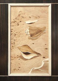 Marquetry Dresser - Reader's Gallery - Fine Woodworking