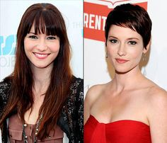 Chyler Leigh Cuts Her Hair into a Super-Short Pixie