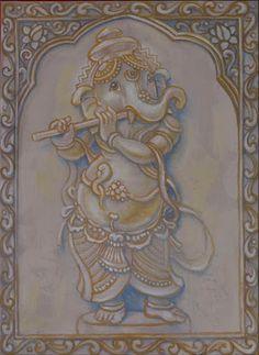 by squamificio on DeviantArt Ganesha Art, Lord Ganesha, Indian Gods, Art Forms, Deviantart, Artist, Crafts, Music, Mandalas