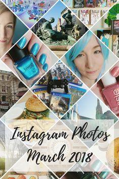 Instagram Photos - March 2018