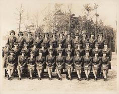 WWII Women Marines   Flickr - Photo Sharing!