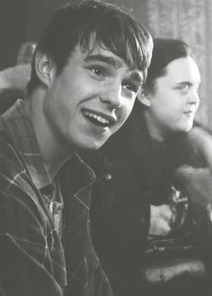 My Mad Fat Diary. Finn and Rae