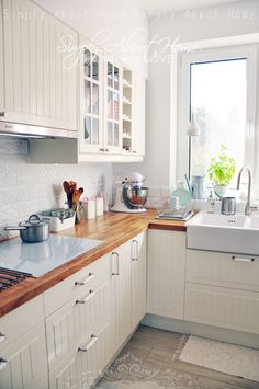 Wnętrza, Kuchnia: serce domu:) - Kilka tygodni remontu, kilka miesięcy planowania w najdrobniejszym szczególe. Moja kuchnia. Zapraszam do galerii oraz na bloga...