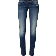 See this and similar Levi's skinny jeans - Fastening: Covered zip-fly, trouser rise: low, outer fabric material: 98% cotton, 2% spandex, Pockets: Back pocket, S...