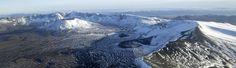 aniakchak national monument and preserve, Alaska | View of Aniakchak Caldera, Aniakchak National Monument & Preserve ...