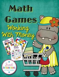 Math Games - Working With Money