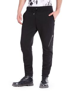 Diesel - P-HONZO (black sweatpants) - EUR 140,00