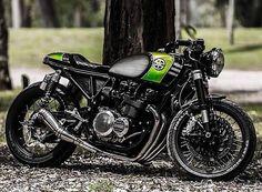 Kawasaki KZ650 #caferacer