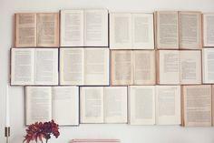 DIY Bücherwand // Open Books Headboard Tutorial
